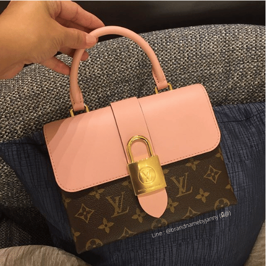 Louis Vuitton Locky Bb Bag Reference Guide Spotted Fashion