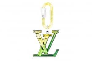 Louis Vuitton Vert Prism Charm