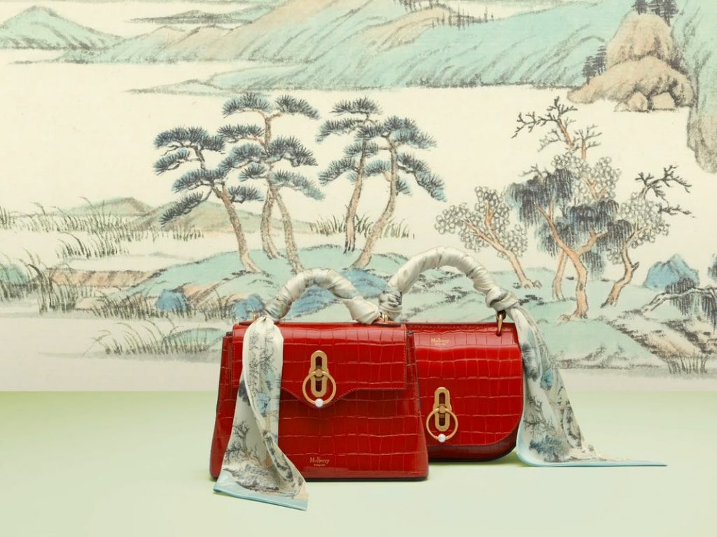 Mulberry Chinese New Year