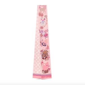 Louis Vuitton Light Pink Superstition Classic Bandeau