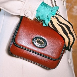 Gucci Red Flap Bag 2