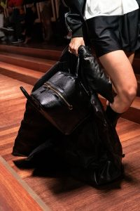 Burberry Black Top Handle Bag - Fall 2019