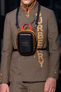 Burberry Black Utility Bag - Fall 2019