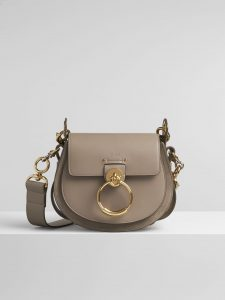 Chloe Motty Grey Tess Small Bag
