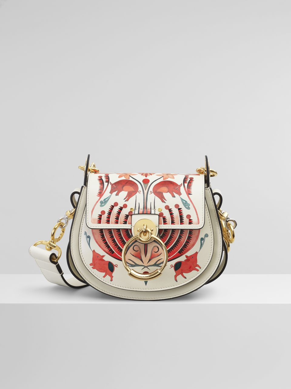 Chloe Spring Summer 2019 Bag Collection Features The C Bag