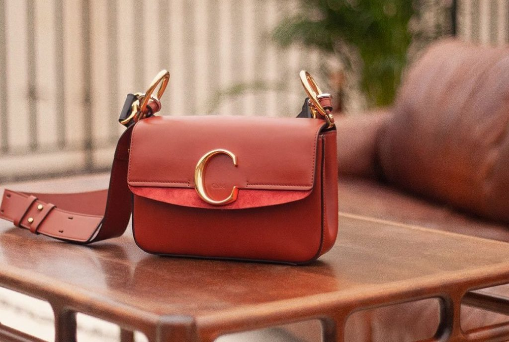 Chloe Spring Summer 2019 Bag Collection Features The C Bag e819b64128a3c