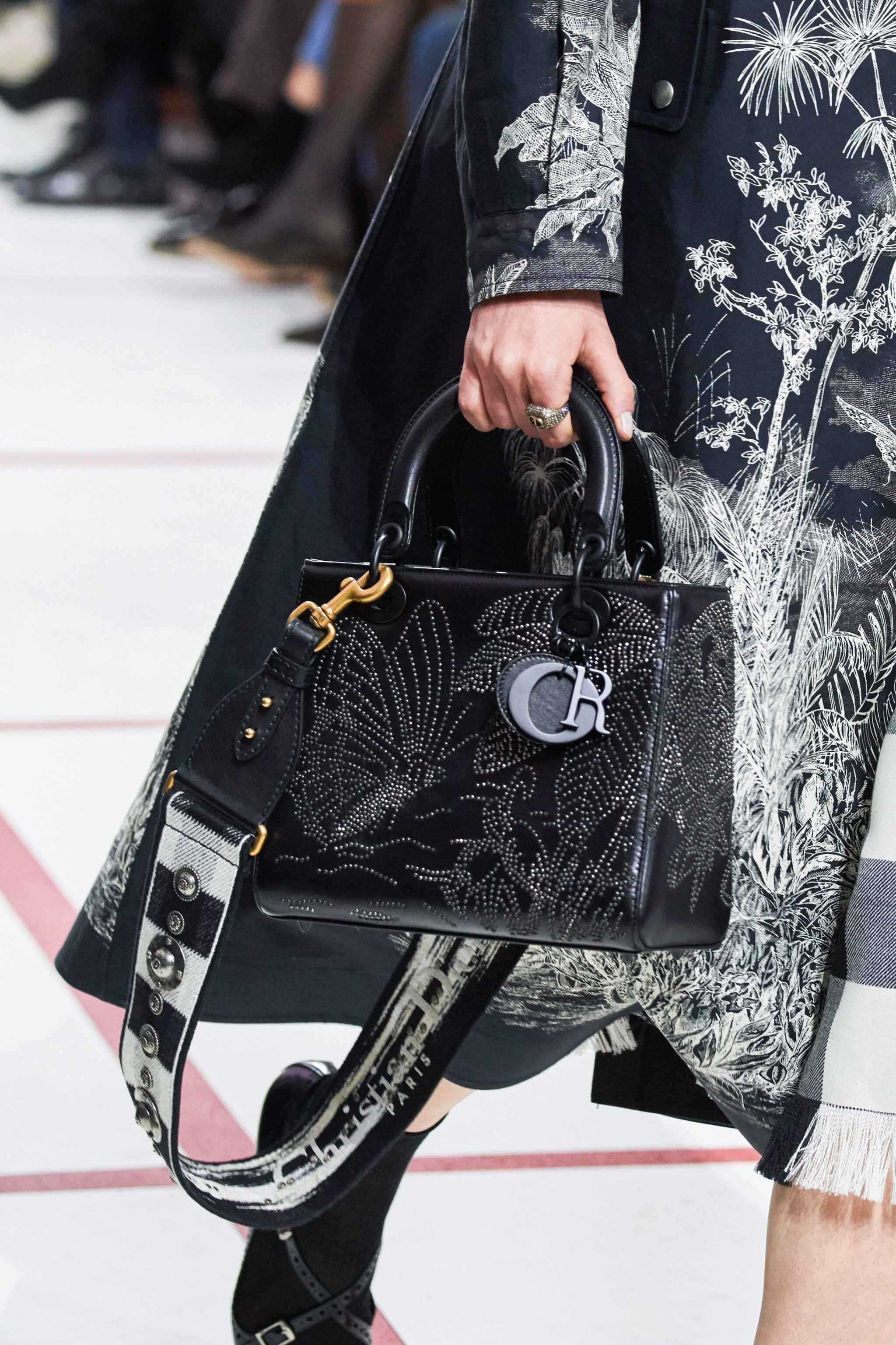 Dior Fall/Winter 2019 Runway Bag Collection | Spotted Fashion
