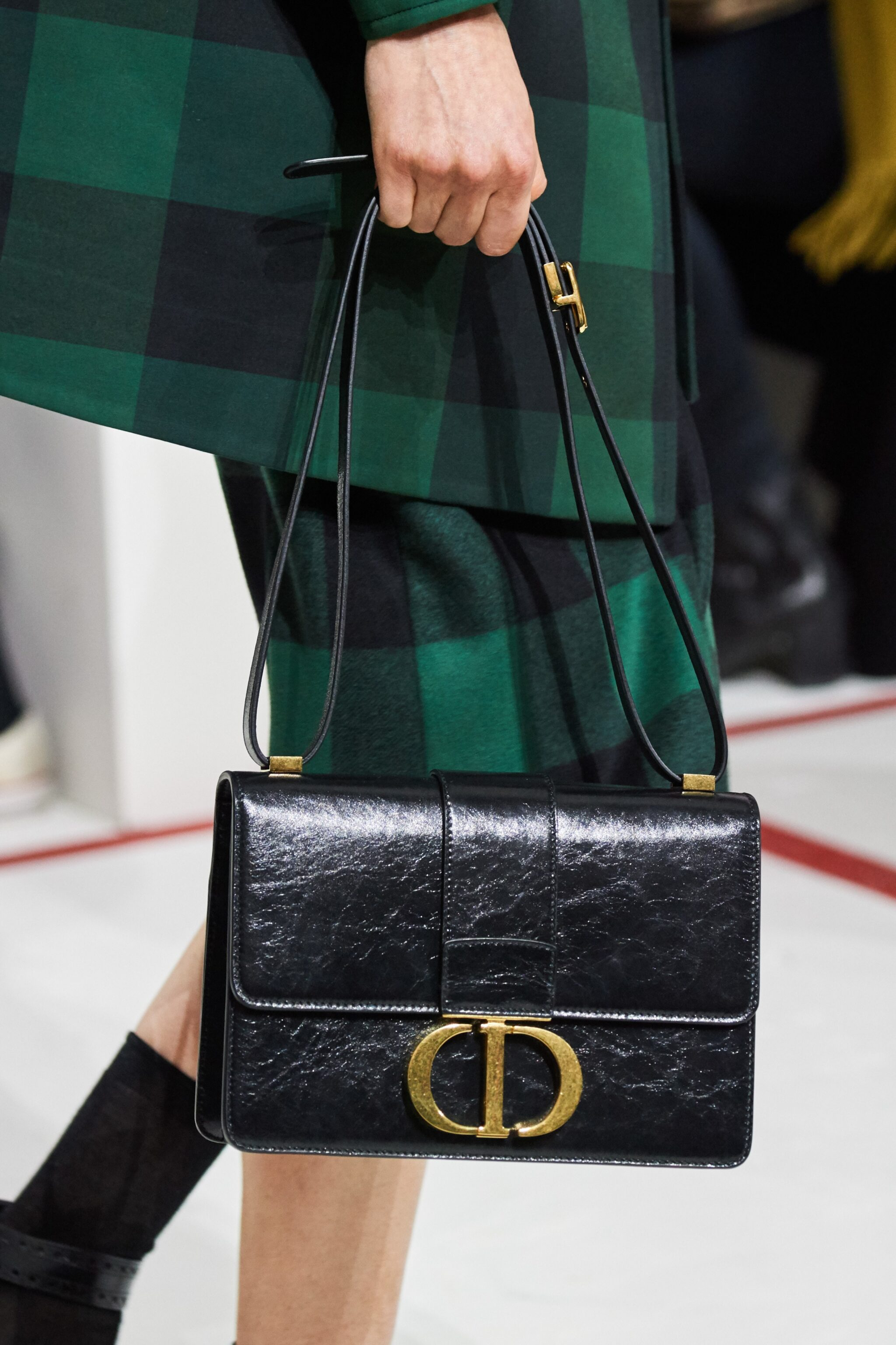 Dior Fall Winter 2019 Runway Bag Collection Spotted Fashion
