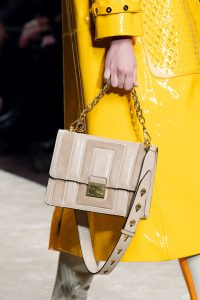 Fendi Beige Flap Bag - Fall 2019