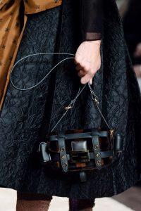 Fendi Black Shoulder Bag - Fall 2019