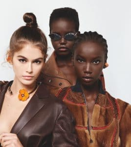 Fendi Spring/Summer 2019 Ad Campaign 17