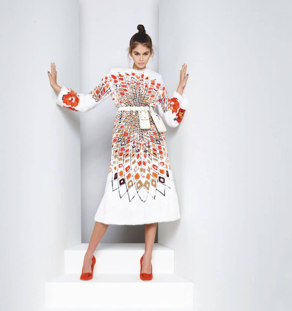 Fendi Spring/Summer 2019 Ad Campaign 5