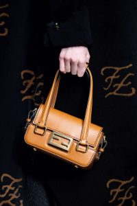 Fendi Tan Top Handle Bag - Fall 2019