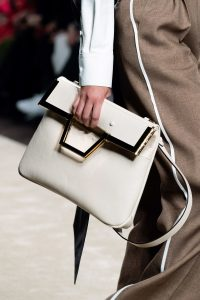 Fendi White Tote Bag - Fall 2019