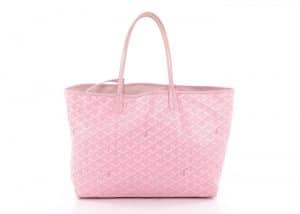Goyard Pink Saint Louis PM Bag