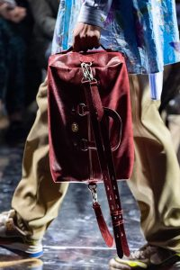 Gucci Burgundy Duffle Bag - Fall 2019