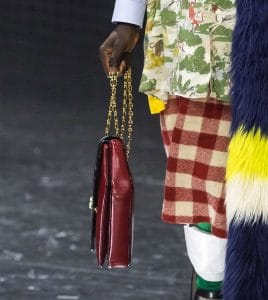 Gucci Red Flap Bag - Fall 2019
