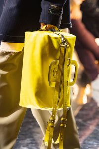 Gucci Yellow Duffle Bag - Fall 2019
