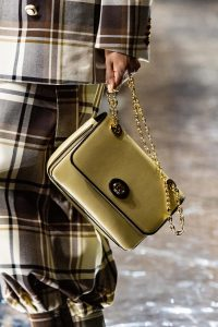 Gucci Yellow Flap Bag - Falll 2019