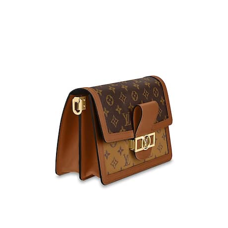 34a3fd7b124 Check out the difference between the old and new Dauphine. Louis Vuitton ...