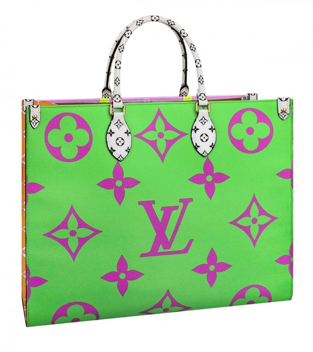 9dec3f131d76 Louis Vuitton Geant Bag Collection From Spring Summer 2019