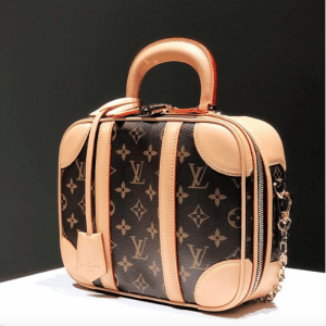Louis Vuitton Monogram Canvas Mini Luggage Bag 2