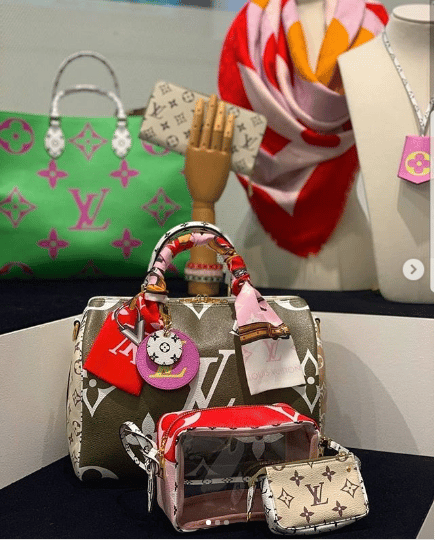 21bcc87c35e0 Louis Vuitton Geant Bag Collection From Spring Summer 2019