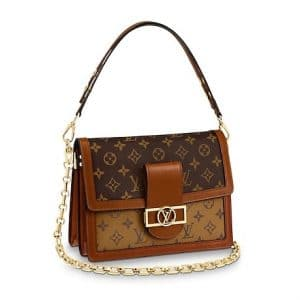 Louis Vuitton Monogram/Monogram Canvas Dauphine MM Bag