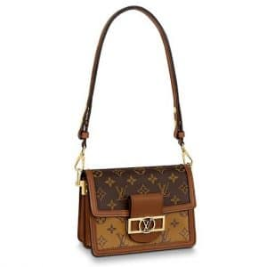 Louis Vuitton Monogram/Monogram Canvas Dauphine Mini Bag