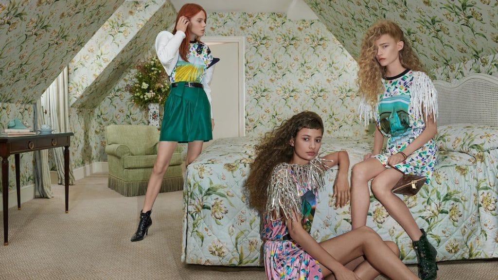 Louis Vuitton Spring/Summer 2019 Ad Campaign 1