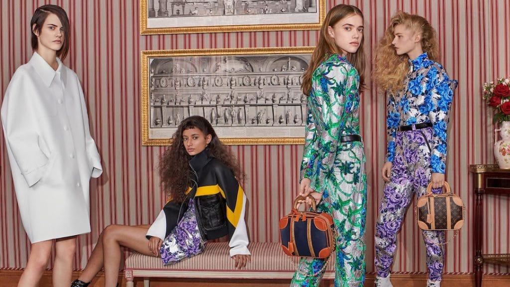 Louis Vuitton Spring/Summer 2019 Ad Campaign 2