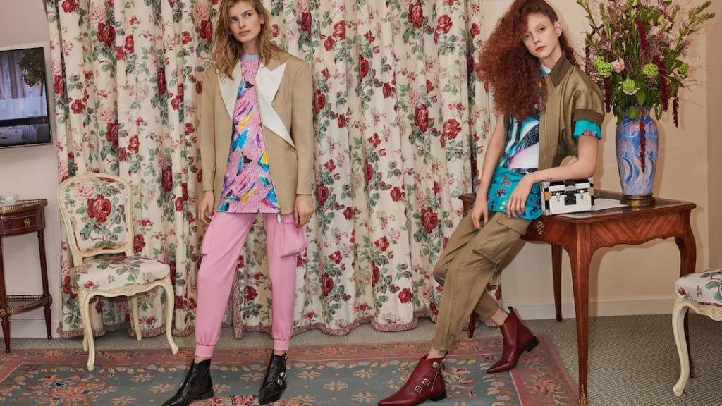 Louis Vuitton Spring/Summer 2019 Ad Campaign 5