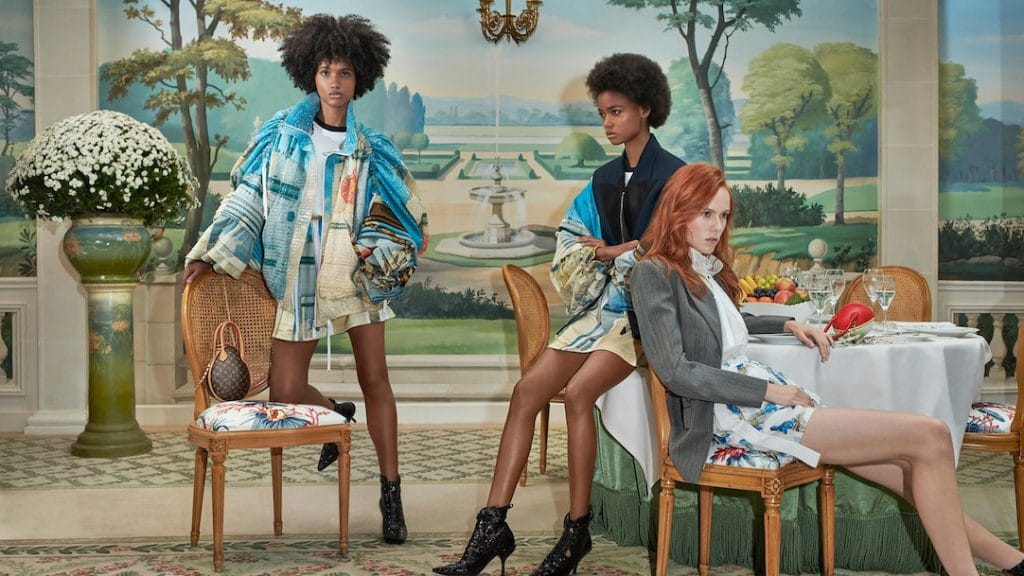 Louis Vuitton Spring/Summer 2019 Ad Campaign 6