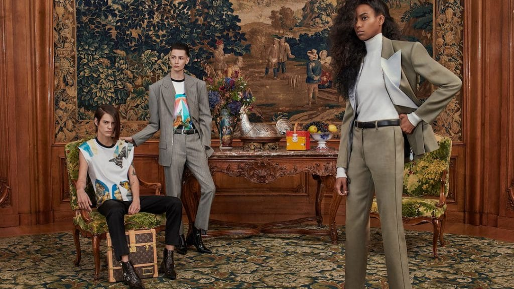 Louis Vuitton Spring/Summer 2019 Ad Campaign 7