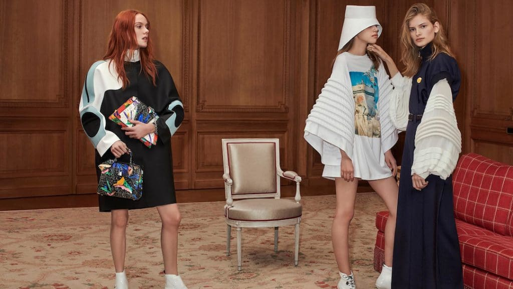 Louis Vuitton Spring/Summer 2019 Ad Campaign 8
