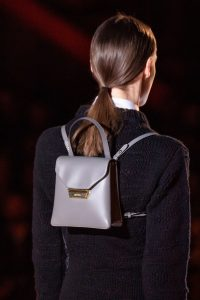 Prada Gray Mini Backpack Bag - Fall 2019