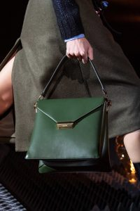 Prada Green Flap Bag - Fall 2019