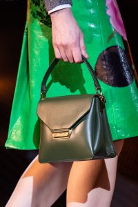 Prada Green Small Flap Bag - Fall 2019
