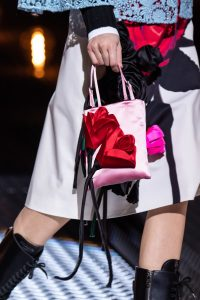 Prada Pink Floral Embellished Mini Bag - Fall 2019