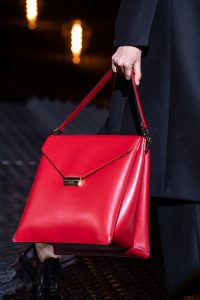 Prada Red Large Flap Bag - Fall 2019