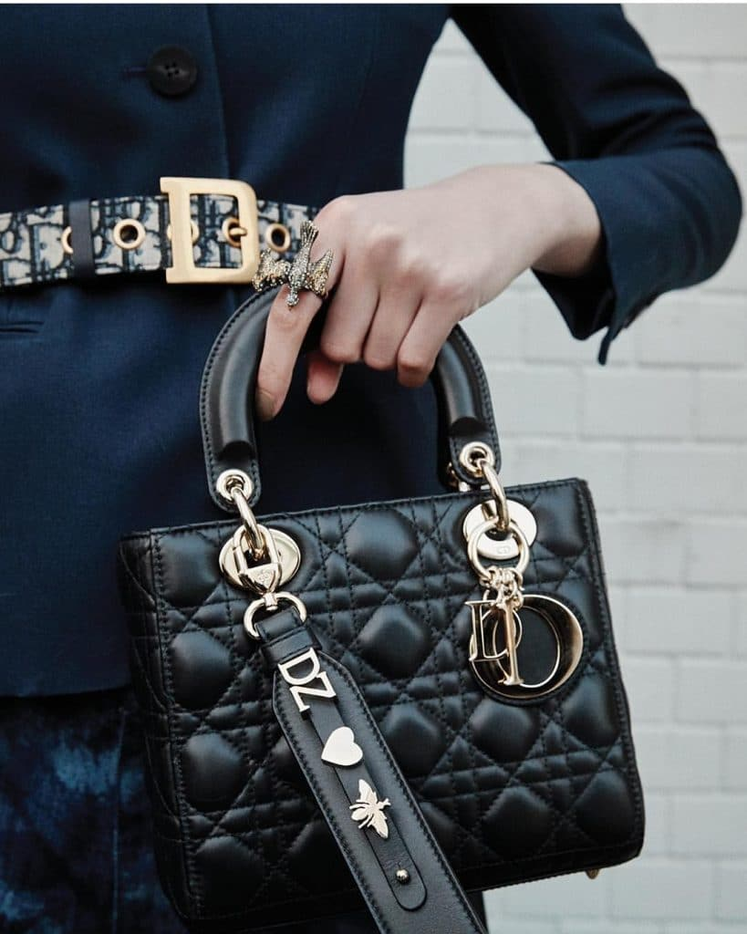 af525cc9ff4f Dior Spring/Summer 2019 Bag Collection Featuring The Saddle Belt Bag