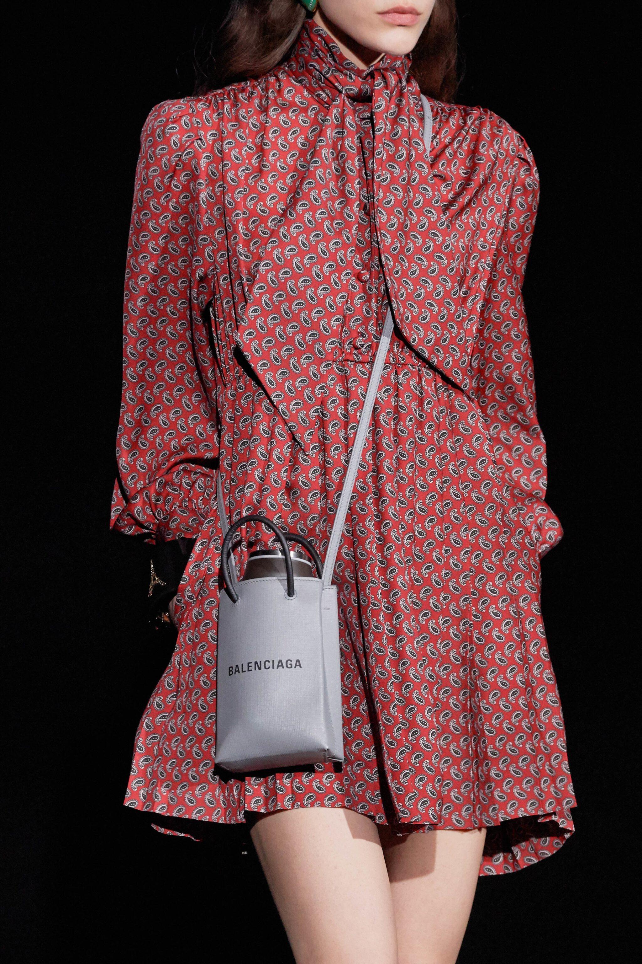 Balenciaga Fall Winter 2019 Runway Bag Collection