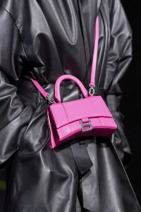 Balenciaga Pink Mini Top Handle Bag - Fall 2019