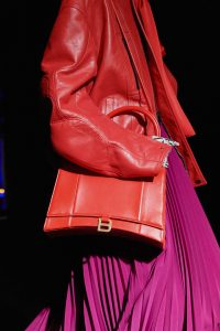 Balenciaga Red Top Handle Bag - Fall 2019