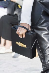 Bottega Veneta Black Box Bag - Fall 2019