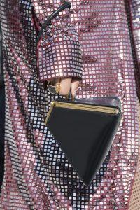 Bottega Veneta Black Clutch Bag - Fall 2019