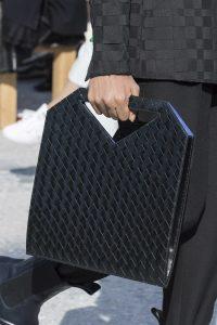 Bottega Veneta Black Intrecciato Tote Bag - Fall 2019
