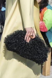 Bottega Veneta Black Leather Clutch Bag 2 - Fall 2019