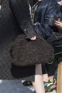 Bottega Veneta Black Leather Clutch Bag - Fall 2019