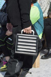 Bottega Veneta Black Quilted Box Bag - Fall 2019